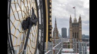 Behind the scenes | Big Ben renovation