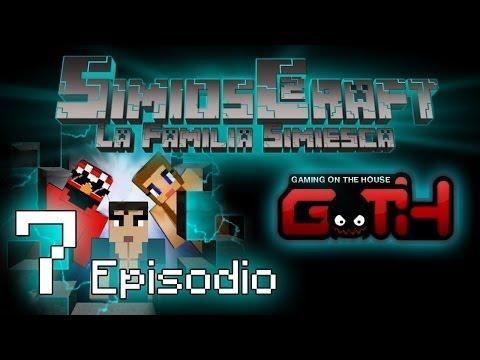 SimiosCraft 2 Ep. 7 El Regreso de un Grande Minecraft en Español GOTH