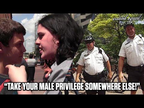 Abortion Activist Attacks Pro-Lifers
