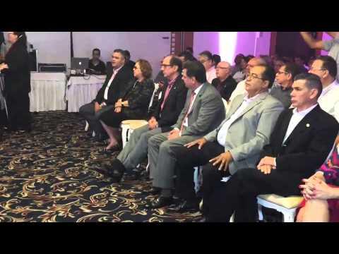 Encontro estadual da UGT em Goiânia com a participação do governador Marconi Perillo (PSDB)