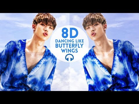 Download ATEEZ - DANCING LIKE BUTTERFLY WINGS ★8D★ Mp4 baru