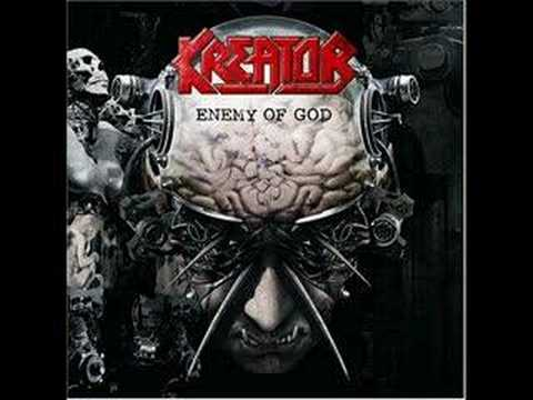 Cover image of song Dying Race Apocalipse by Kreator