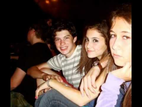 Ariana Grande and Graham Phillips perfect two - YouTube