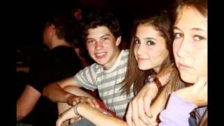 Ariana Grande and Graham Phillips perfect two
