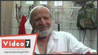 بالفيديو .. جزار النجوم :« أشهر زباينى مريم فخر الدين وسوسن بدر و باسم يوسف »
