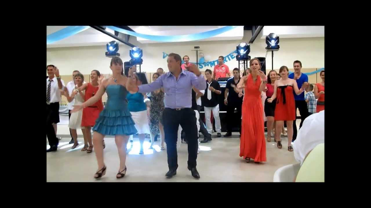 flash mob du au mariage de ma belle soeur pont saint vincent youtube. Black Bedroom Furniture Sets. Home Design Ideas