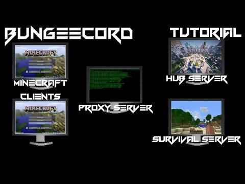 [TUTORIAL] BungeeCord - Minecraft Server