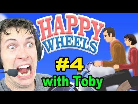 Happy Wheels - HOT ROMANCE - Part 4