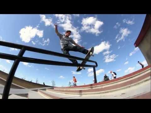 New Line Skateparks 2012
