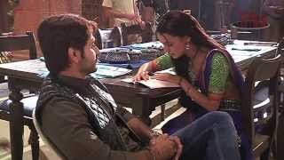 Rang Rasiya - Sanaya reads funny Hindi - Behind the Scenes of Rangrasiya