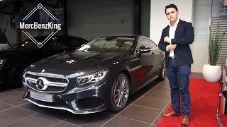 download lagu 2017 Mercedes S Coupe - S500 Review Startup Test gratis