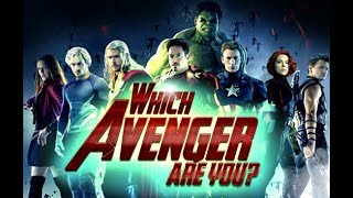 Download Song Which Avenger Are You? Free StafaMp3