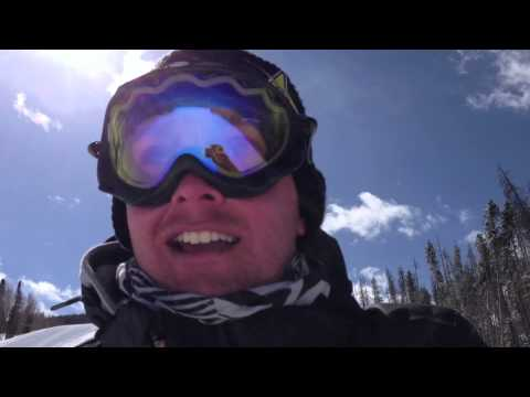 Mark Freeman 408 Ski Jumps - Terrain Park - Beaver Creek, Colorado - Mar 22, 2013