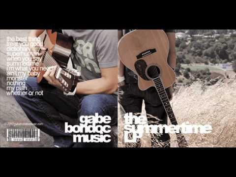Gabe Bondoc - Nothing