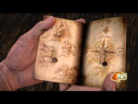 Uncharted Collection - Drake's Fortune Sanctuary: Statues Puzzle (North, South, Luke , John etc)