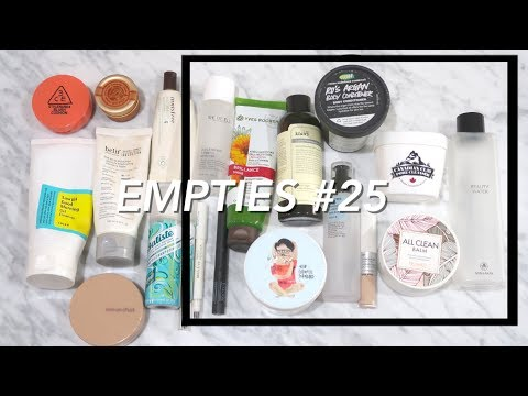 🗑️ LET'S TALK TRASH   K-Beauty Empties #25