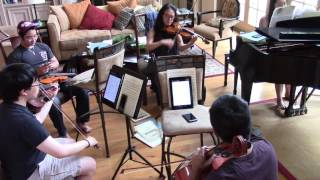 Hikari Kingdom Hearts Piano Quartet Ft Purpleschala Madkimchiman