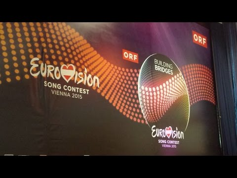 Memories from Vienna and Eurovision 2015