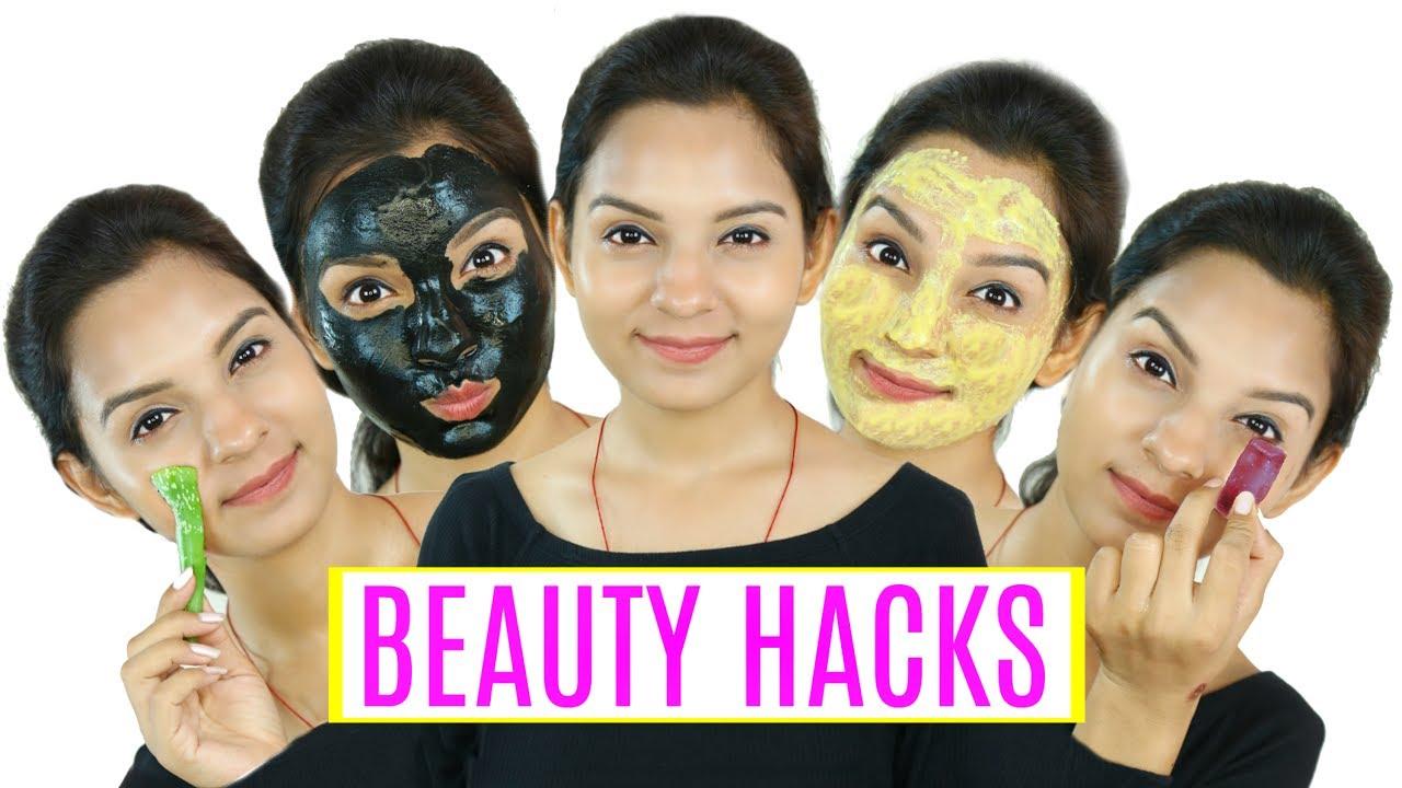 These 5 BEAUTY HACKS will Change Your Life FOREVER | PrettyPriyaTV