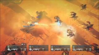 Helldivers GMV - SkyWorld (Two Steps From Hell)