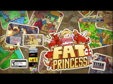 Fat Princess - Online Rescue the Princess Part 1 of 2 (HD)
