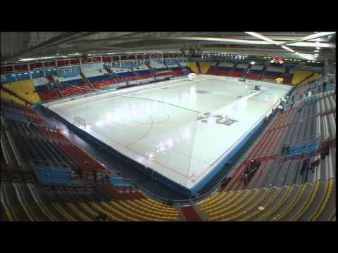 USA - Latvia (Bandy world championship, Khabarovsk)