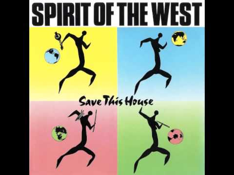 Spirit Of The West - The Old Sod