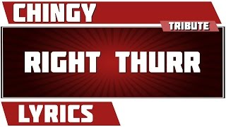 download lagu Right Thurr - Chingy Tribute gratis