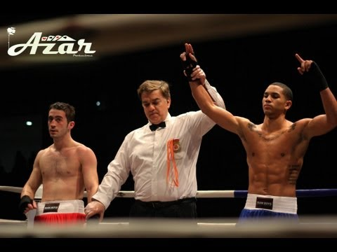 Boxing-Amazing Fight KO First Round (Jonathan Maravilla Alonso vs Adrian Villar ) Image 1