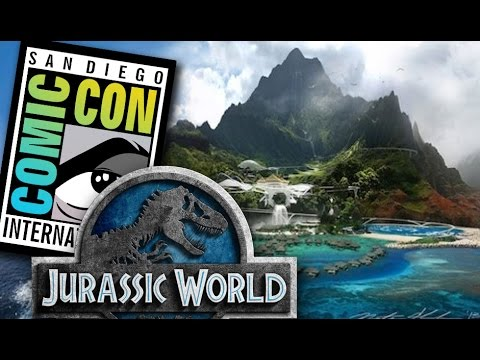 Let's talk - Jurassic World & Comic Con (SPOILERS)