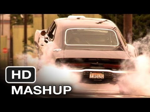Faster & Furiouser: Car Races & Crash Scenes from Fast and Furious Movies