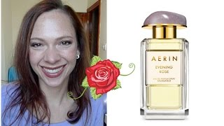 Evening Rose by Aerin~A Dozen Roses #3 Fragrance Review