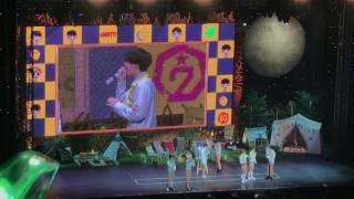 Jackson kiss GOT7 /GOT7 3rd Fan Meeting