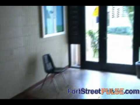 Video Tour of Hawaii Pacific University (HPU) dorms Video