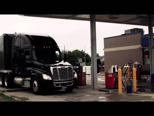 ECM Reported Fuel Consumption vs Actual Fuel Consumption
