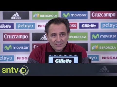 Prandelli keen to see Spain tactics | Football News