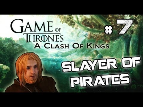 Mount&Blade: Warband. A Clash Of Kings #7 Slayer of pirates