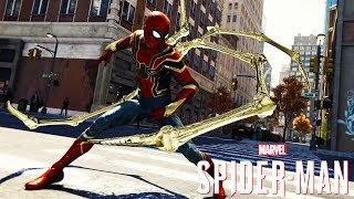 Spider-Man PS4 Best DLC Suits We Want! (Gameplay)