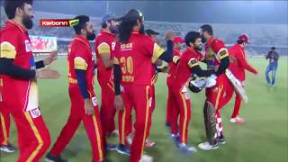 CCL T10 Blast 2017 -  Telugu Warriors Winning Moments