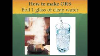 How to Make Oral Rehydration Solution