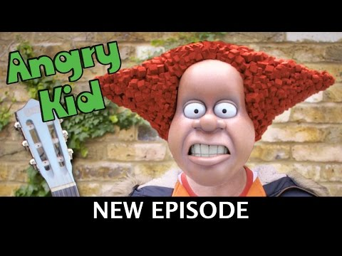 Boyhood - Angry Kid [BRAND NEW]