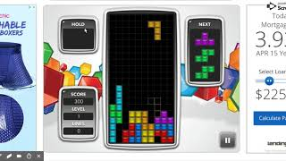 Tetris comentery