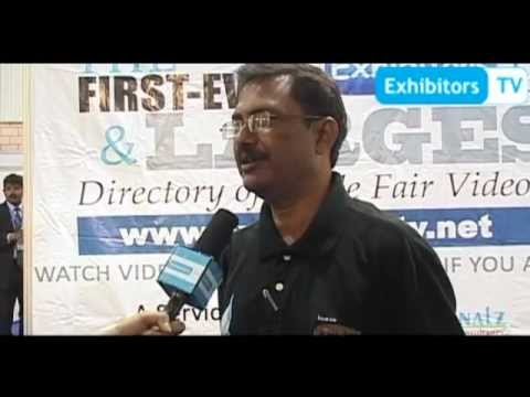 Gulshan-e-Iqbal Town Administrator - City District Govt. Karachi at PEEF 2012 (Exhibitors TV)