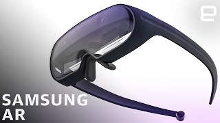 Samsung patent application gives us a peek at its AR glasses