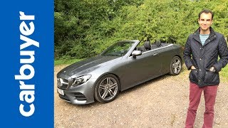Mercedes E-Class Cabriolet in-depth review - Carbuyer