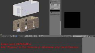 House Physics for Second Life - Blender