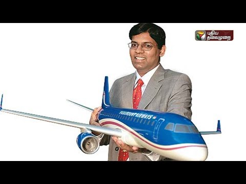 CBI files case against Paramount Airways MD M. Thiagarajan & conducts search operations