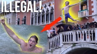 HOW TO GET DEPORTED FROM ITALY! (Jake