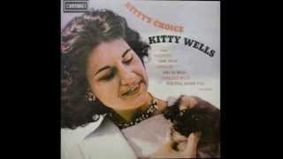 Watch Kitty Wells My Happiness video