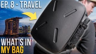 What's In My Travel Bag Ep. 8 - Jerrybag SHIELD Backpack Review